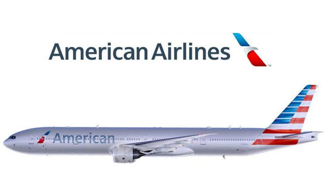 Le logo d'American Airlines 2013