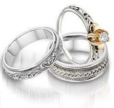 wedding ring new design