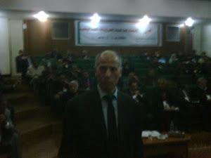 رئيس الحزب في الاجتماع للهيئة العليا لتحالف الفوى الوطنية
