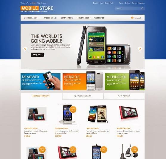 Cellphone Store