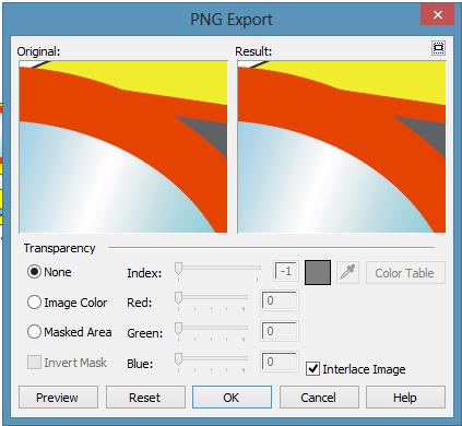 Merubah File exstensi corel draw cdr menjadi gambar