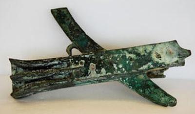 Graeco-Roman bronze warship ram reveals secrets