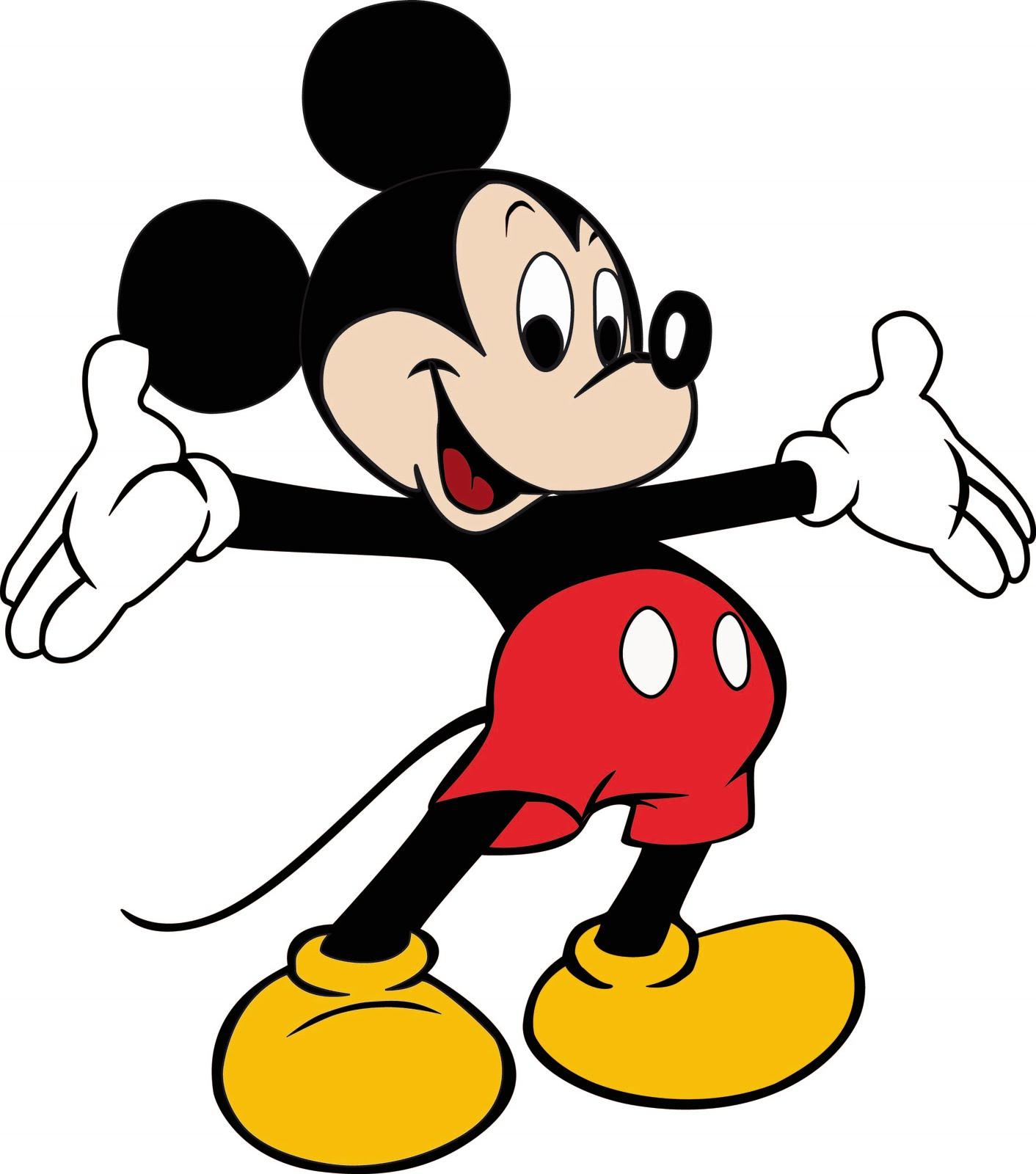 Mickey Maus Strumpf Halter
