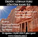 Lübnan-Ürdün Gezisi 28 Ağustos - 3 Eylül 2018