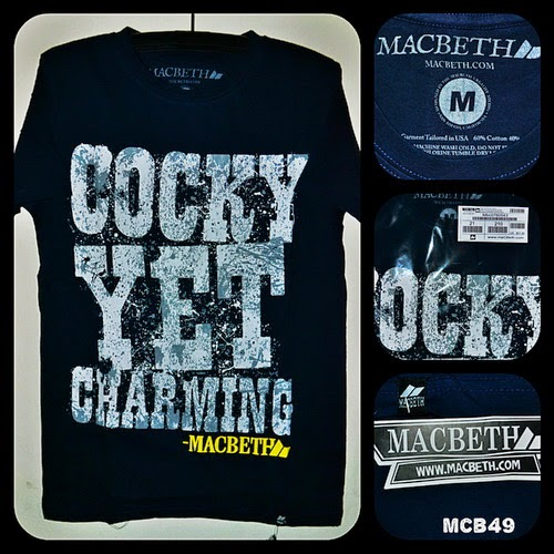 Kaos Surfing MACBETH Kode MCB49
