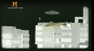 El platillo volador de las Lomas