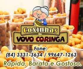 COXINHAS DA VOVÓ CORINGA