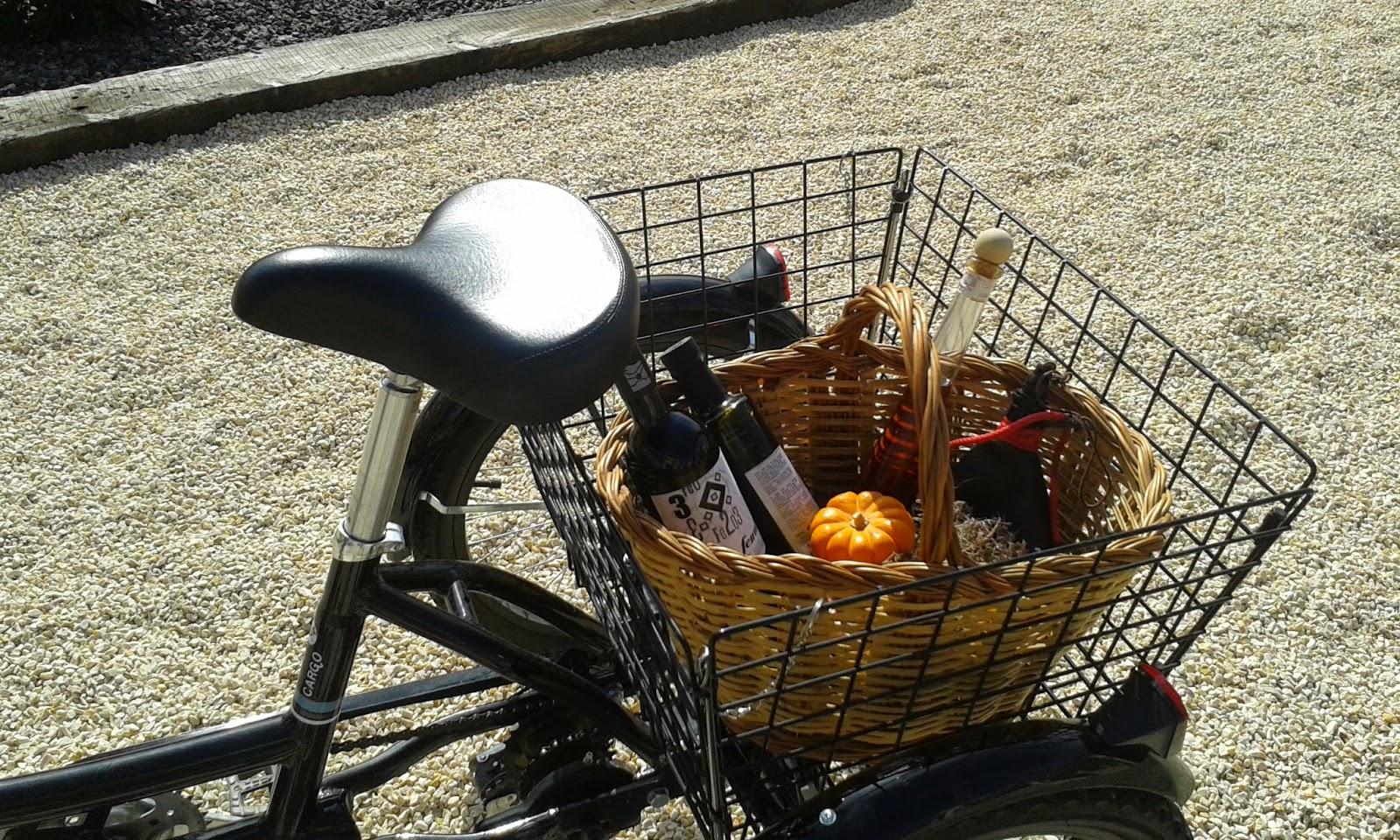 Rutes de vi i bicicleta