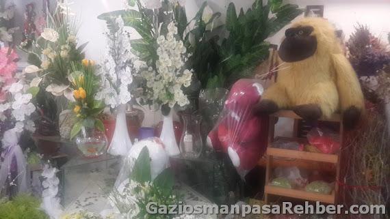 Gaziosmanpaşa çiçekçi 500 evler küçükköy