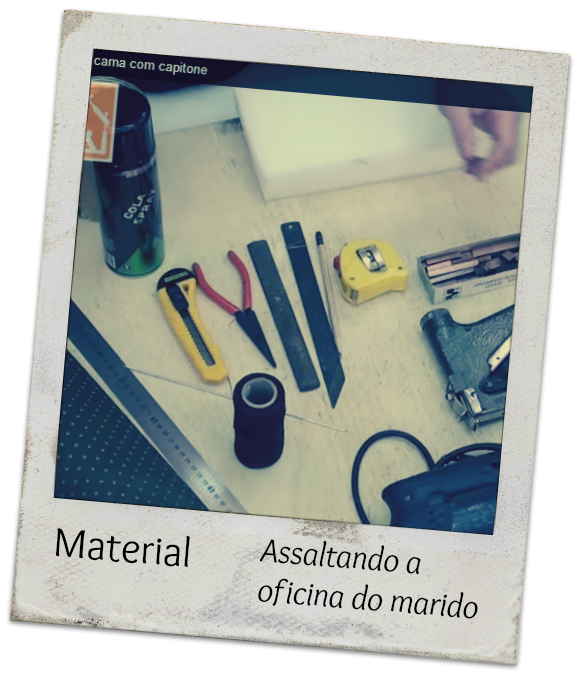 Materiais para fazer sua cabeceira