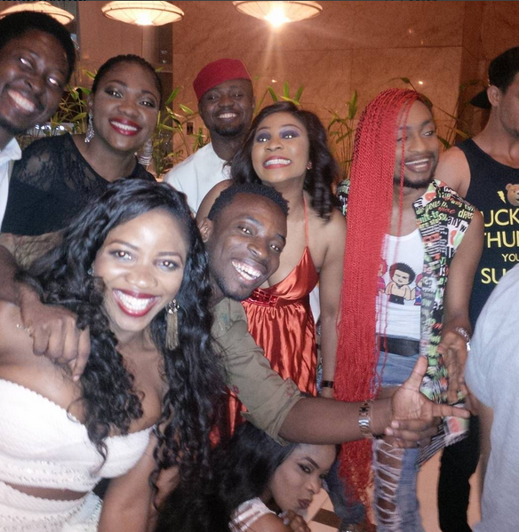 Photos from Linda Ikeji's private 35th birthday celebration