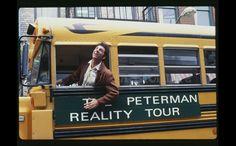 Ben Wallis's reality tour