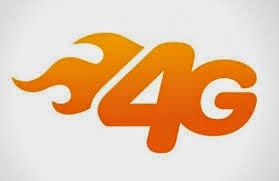 4G, sinyal, jaringan
