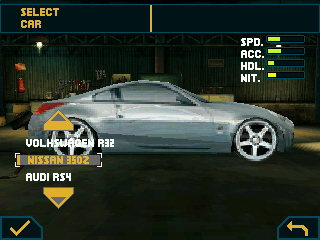 Need For Speed Undercover HD Nokia Game