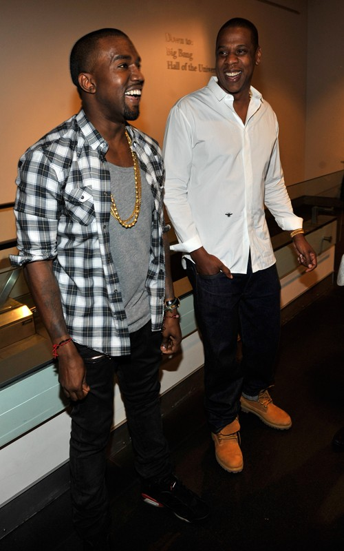 "Beyonce, Kelly And More Show Up To Jay-Z And Kanye West's Listening Party For ""Watch The Throne"""