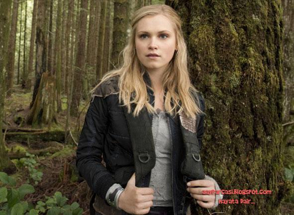 Clarke GriffinThe 100 (Eliza Taylor)