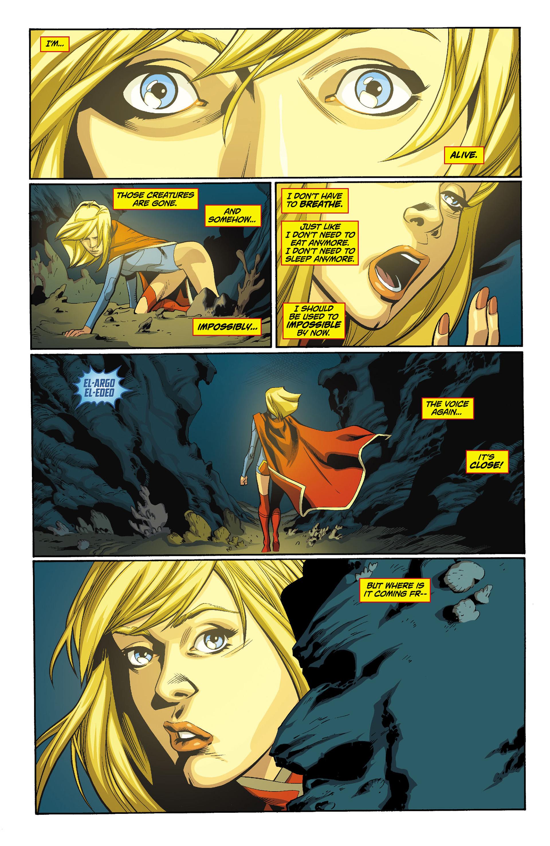 Supergirl (2011) Issue #12 #14 - English 15