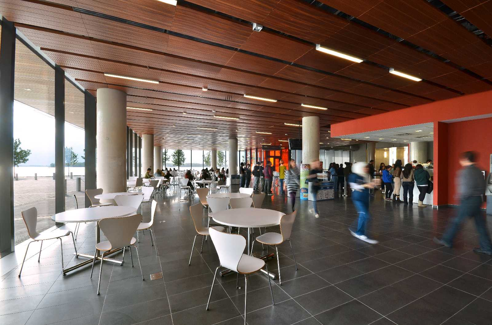 11 George Brown College Waterfront Campus By Stantec KPMB