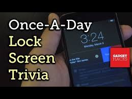 TRIVIA EVERY DAY FOR EVERY ONE