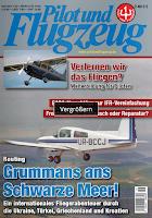Pilot und Flugzeug 10/2011