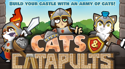 Gratis Game Perang Kucing Istana – Cats and Catapults