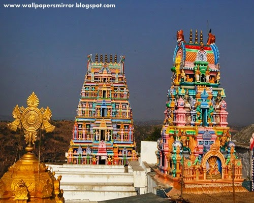 yadagirigutta temple in india