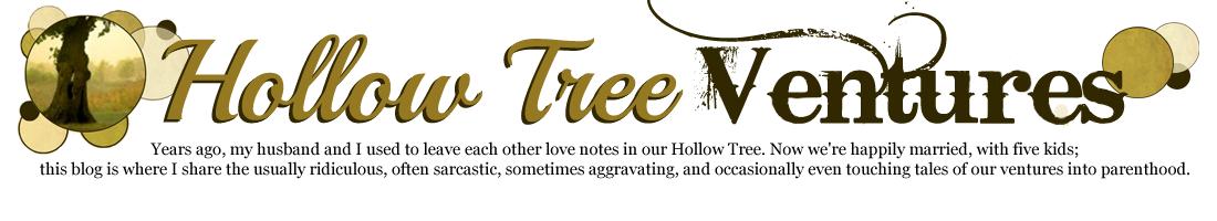 Hollow Tree Ventures parenting humor