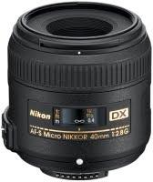 +k Nikonku:-)NIKKOR 40 mm Micro