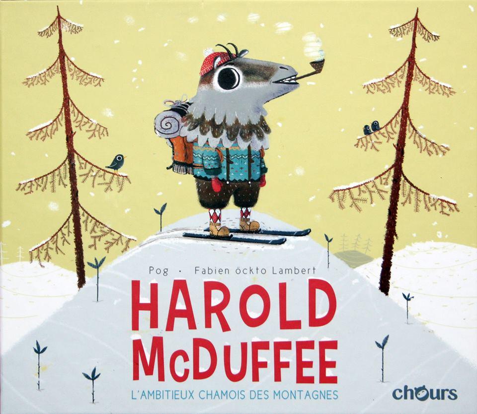 Harold Mc Duffee, l'ambitieux chamois des montagnes