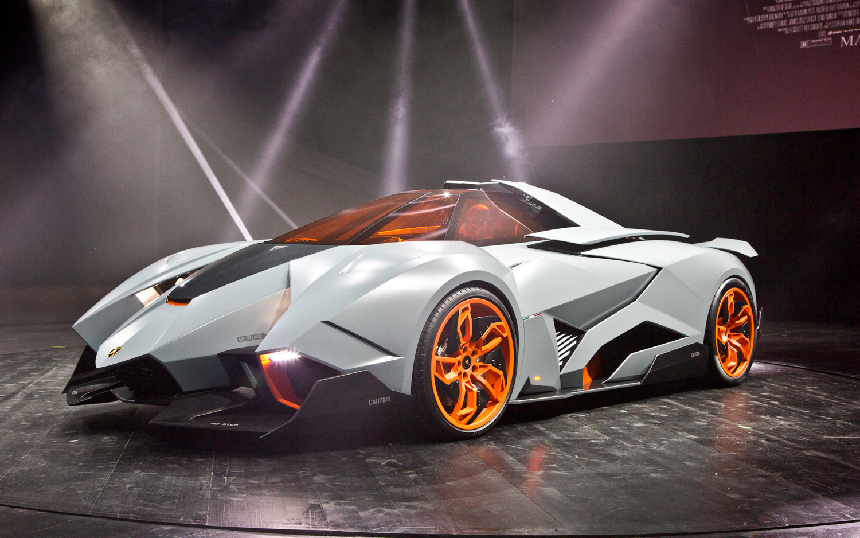 2013 Lamborghini Egoista Exterior, Interior, Video ...