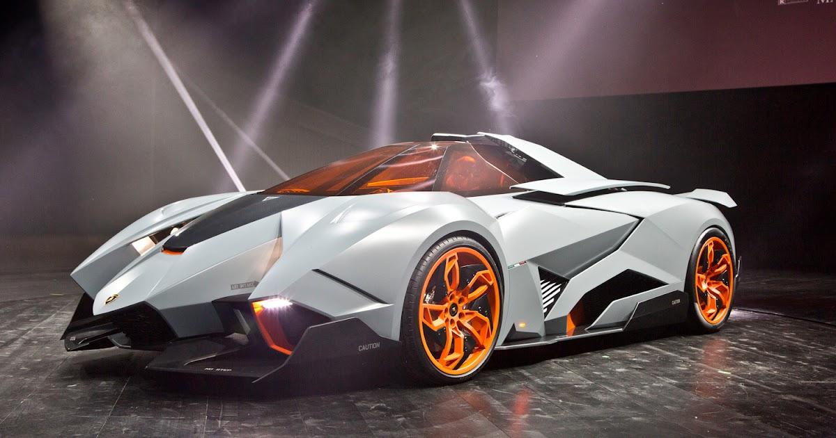 2013 Lamborghini Egoista Exterior, Interior, Video, Gallery