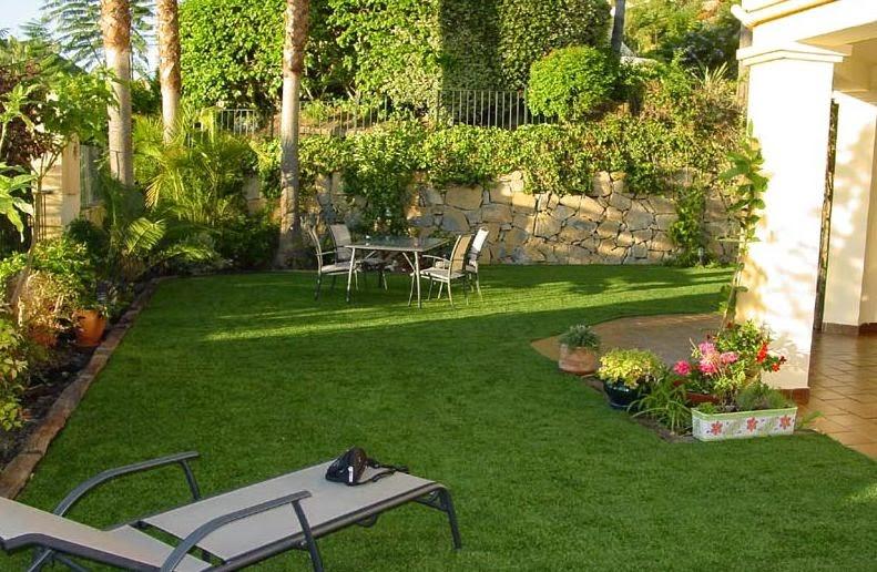 decoracion de jardines exteriores parte