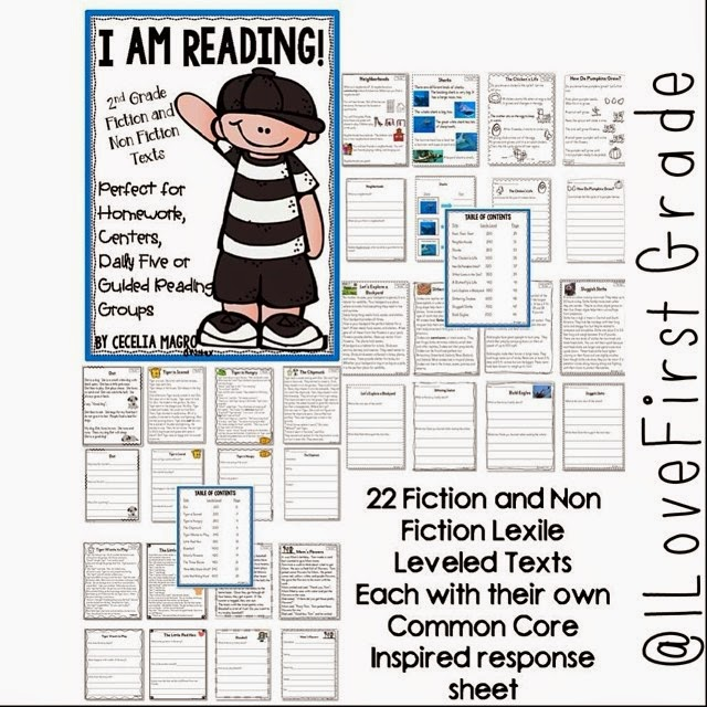 http://www.teacherspayteachers.com/Product/I-am-Reading-Fiction-and-Non-Fiction-Texts-Second-Grade-1286355