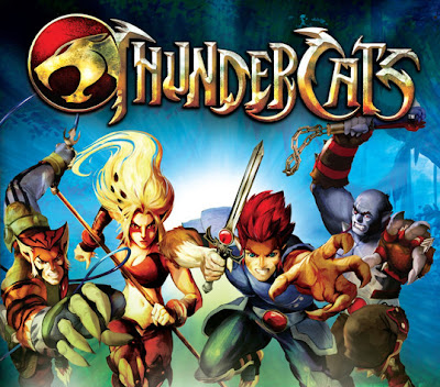 Thunder  2012 on Thundercats 2012   1   Temporada Completa