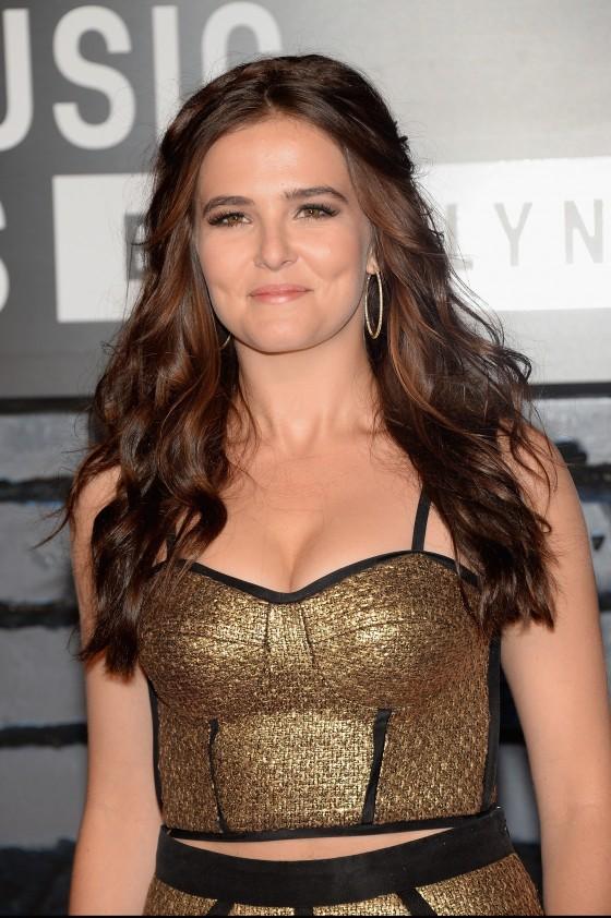 Celebrities At The MTV VMAs 2013 Beauty Dosage