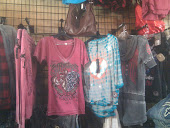 Lots of fun clothing and selection