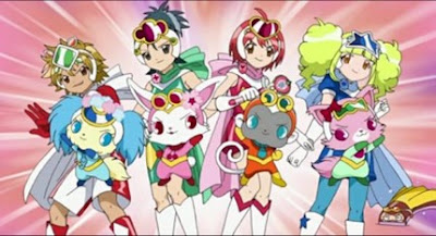 anime jewelpet