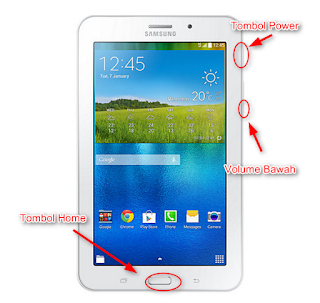 Root Samsung Galaxy Tab 3V SM-T116NU