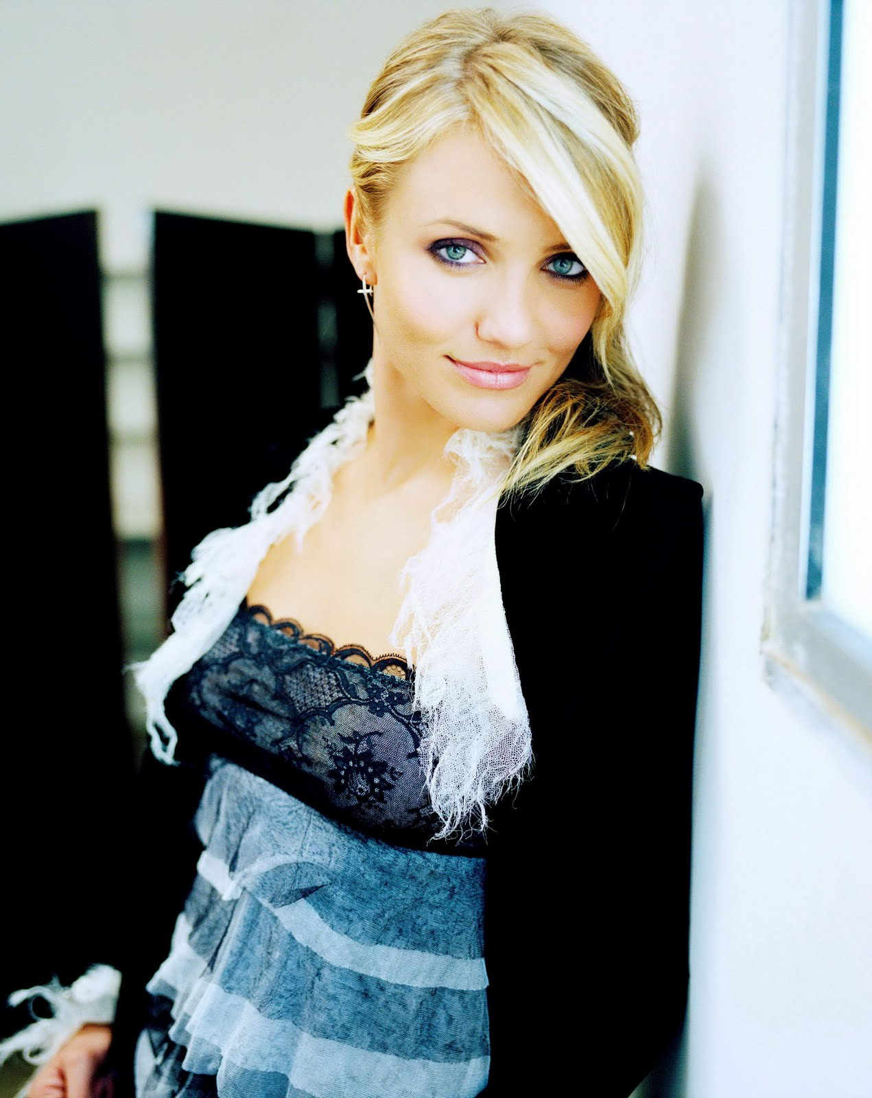 American Actress Cameron Diaz Fashion