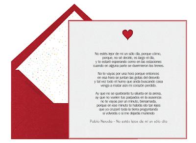 Te amo, Dia de los enamorados, cartas romanticas y bellas
