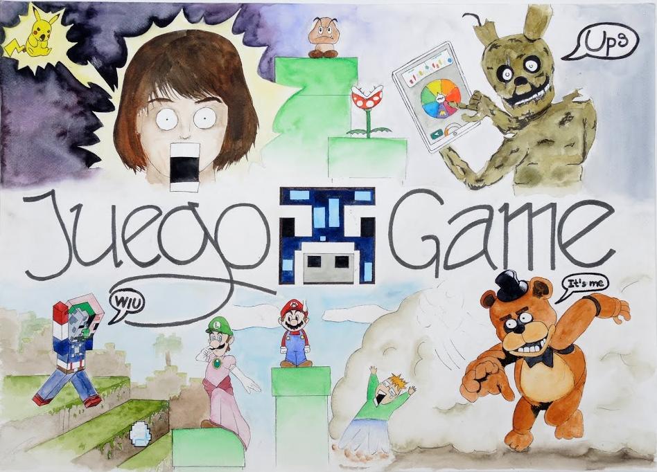 JUEGO Y GAME