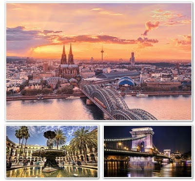 Cityscapes HD Wallpapers Collection 2 (2013) free download