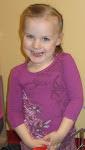 Emily Susan: 4 1/2 yrs.