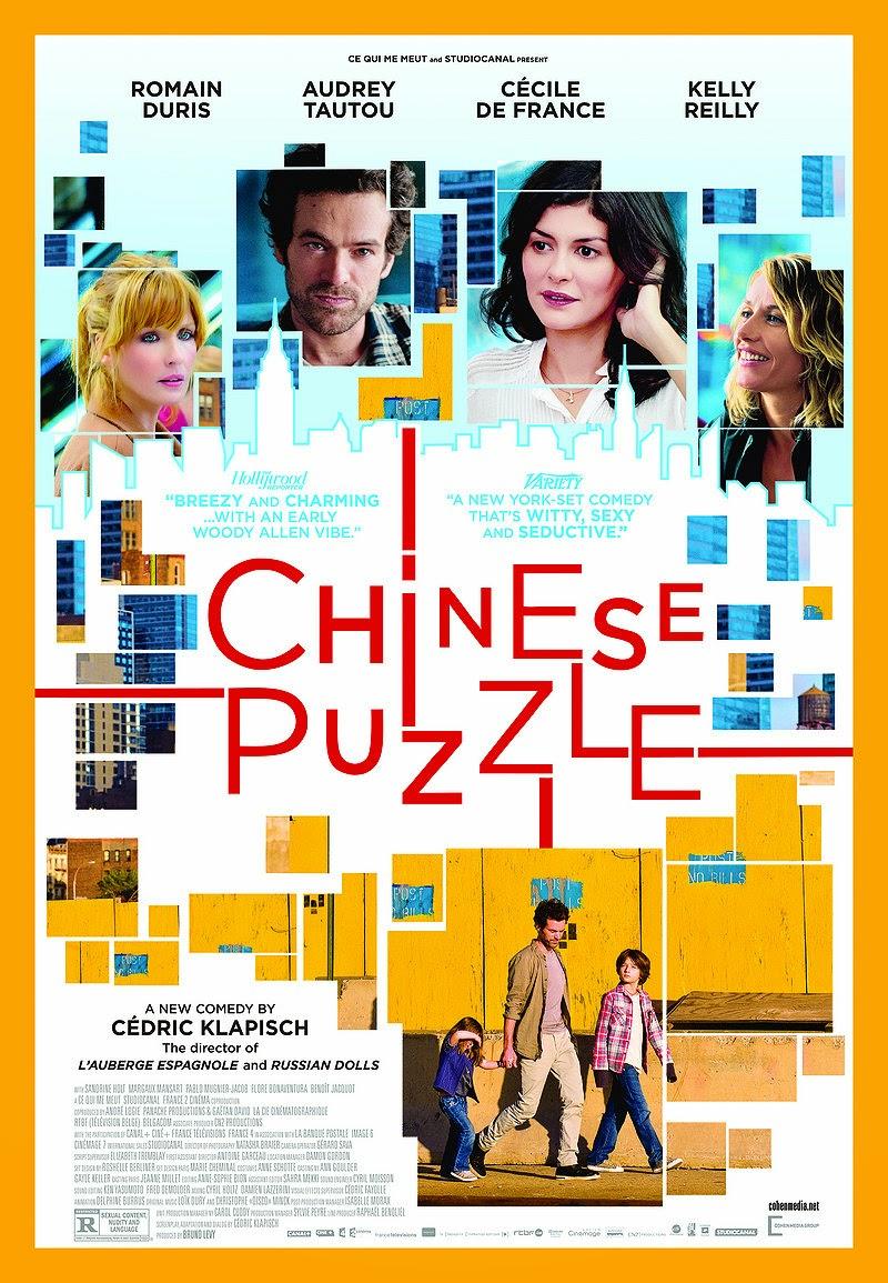 Chinese Puzzle (2014) จิ๊กซอว์ต่อรักให้ลงล็อค Full HD พากย์ไทย มาสเตอร์