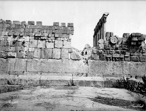 Trilithon at Baalbeck