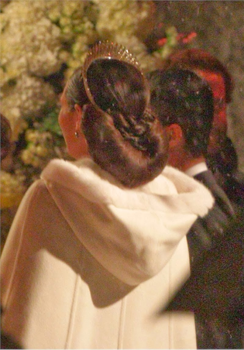 ROYAL COUTURERoyal Wedding Of Andrea Casiraghi And