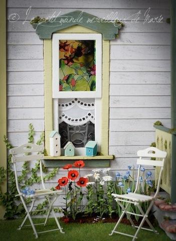 Le monde merveilleux de marie jardin fleuri - Idee petit jardin fleuri brest ...
