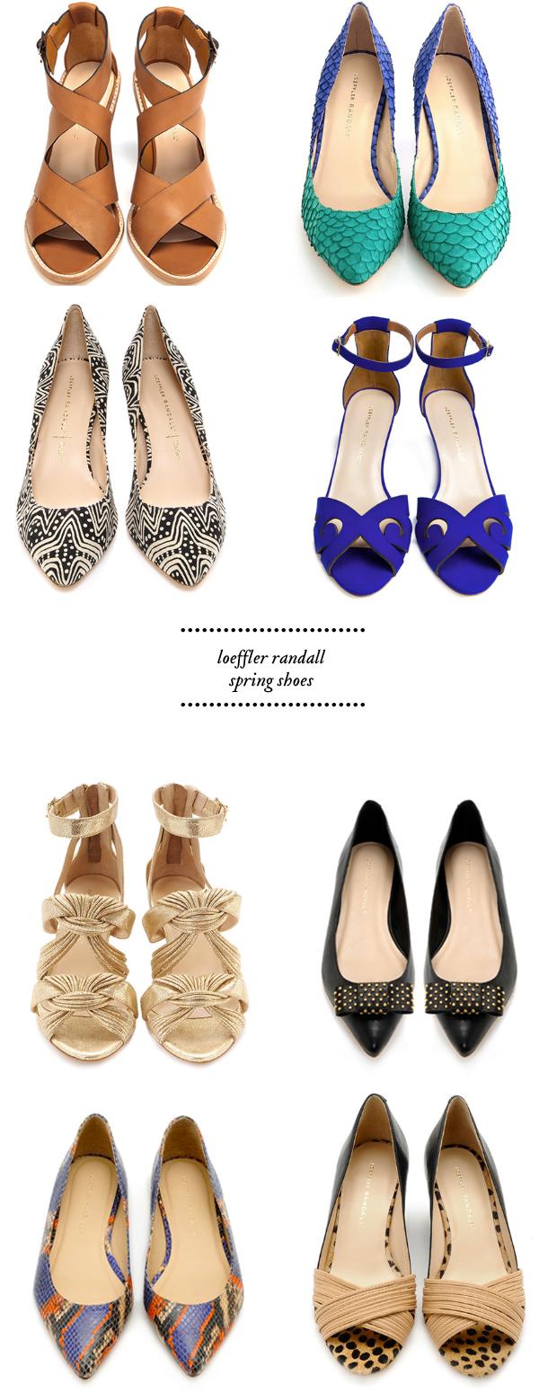 loeffler randall spring shoes