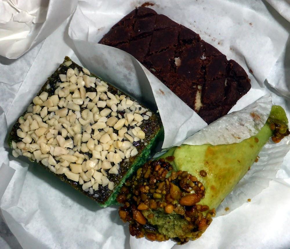 Tunisian pastries