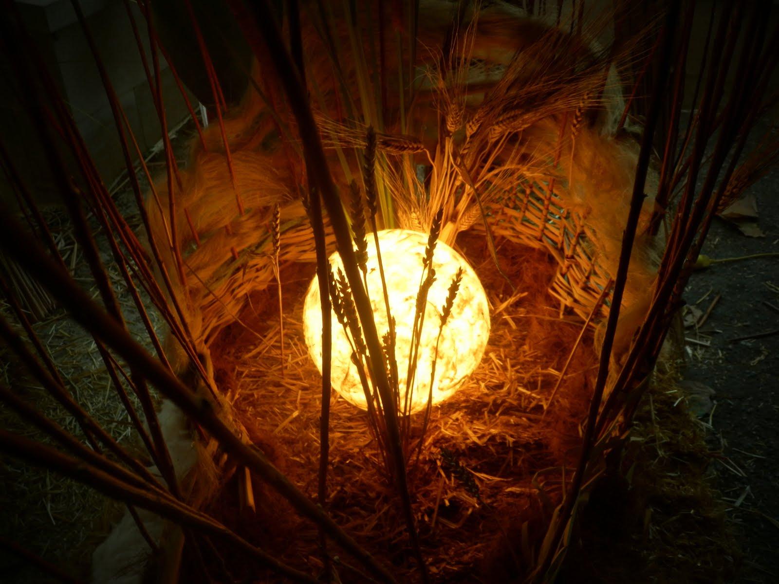 Creacions amb fibres naturals
